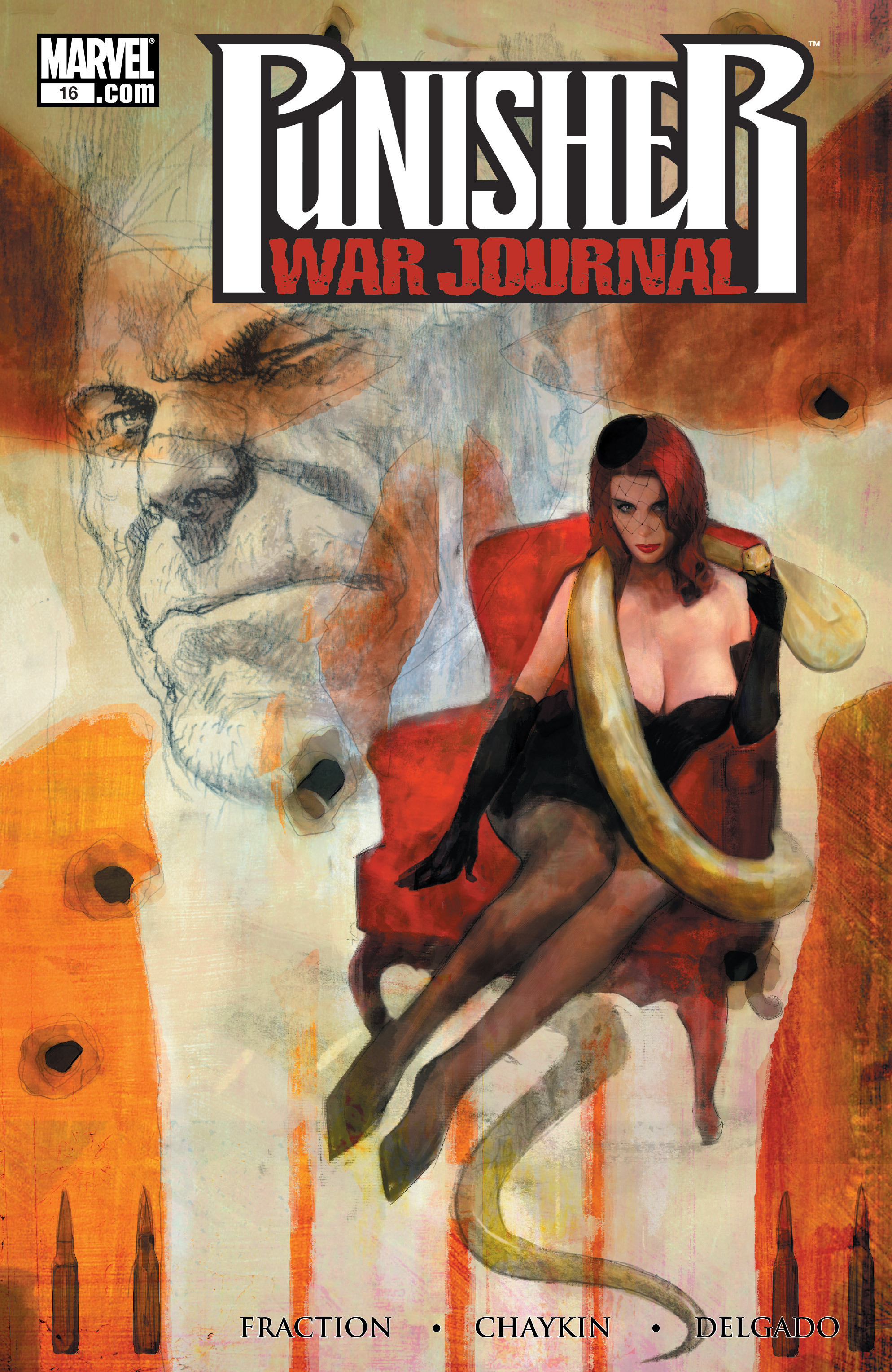 Punisher War Journal Vol 2 16