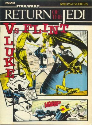 Return of the Jedi Weekly (UK) Vol 1 88