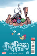 Rocket Raccoon and Groot Vol 1 5