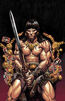 Savage Sword of Conan Vol 2 8 Manco Variant Textless