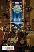Secret Wars Vol 1 1 Zdarsky Variant