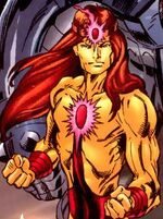 Silas King (Heroes Reborn) (Earth-616) from Thunderbolts Vol 1 59 001