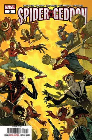 Spider-Geddon Vol 1 3