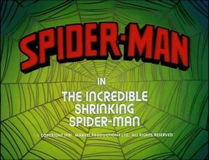 Spider-Man (1981 animated series) Season 1 15
