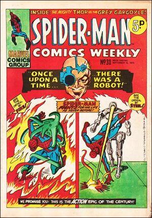 Spider-Man Comics Weekly Vol 1 31