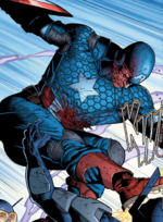 Steven Rogers (Earth-13133) from Uncanny Avengers Vol 1 17 001