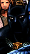 T'Challa (Earth-71016) from The Last Fantastic Four Story Vol 1 1 0001
