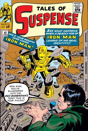 Tales of Suspense Vol 1 42