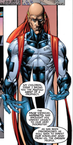 Thomas Moreau (Earth-616) from Magneto Rex Vol 1 1