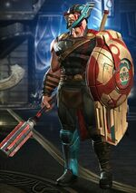 Thor Odinson (Earth-TRN662) from Marvel Contest of Champions 001