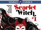 Timely Comics: Scarlet Witch Vol 1 1