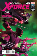 Uncanny X-Force Vol 1 25