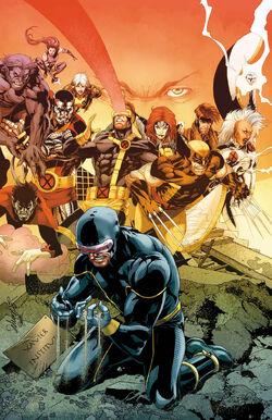 Uncanny X-Men Vol 5 11 Textless