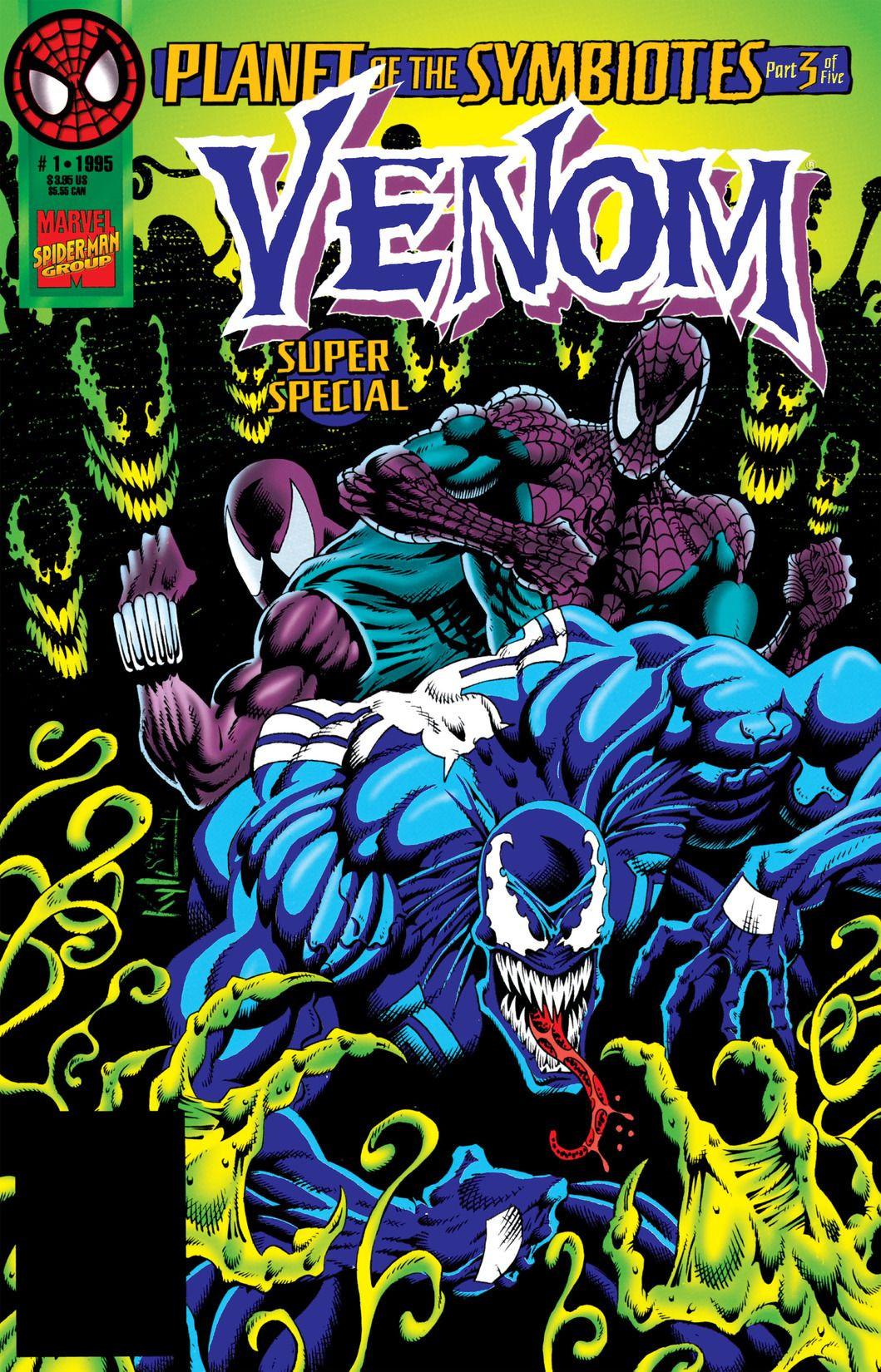 Venom Super Special Vol 1 1   Marvel Database   FANDOM