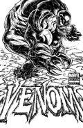 Venom Vol 2 1 Variant Sketch