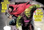 William Kaplan (Earth-616) and Theodore Altman (Earth-616) from Death's Head Vol 2 1 001