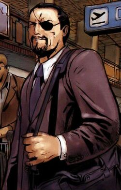 William Rawlins (Earth-200111) from Punisher Vol 7 42 001