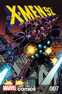 X-Men '92 Infinite Comic Vol 1 7