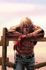 X-Men Origins Sabretooth Vol 1 1 Textless