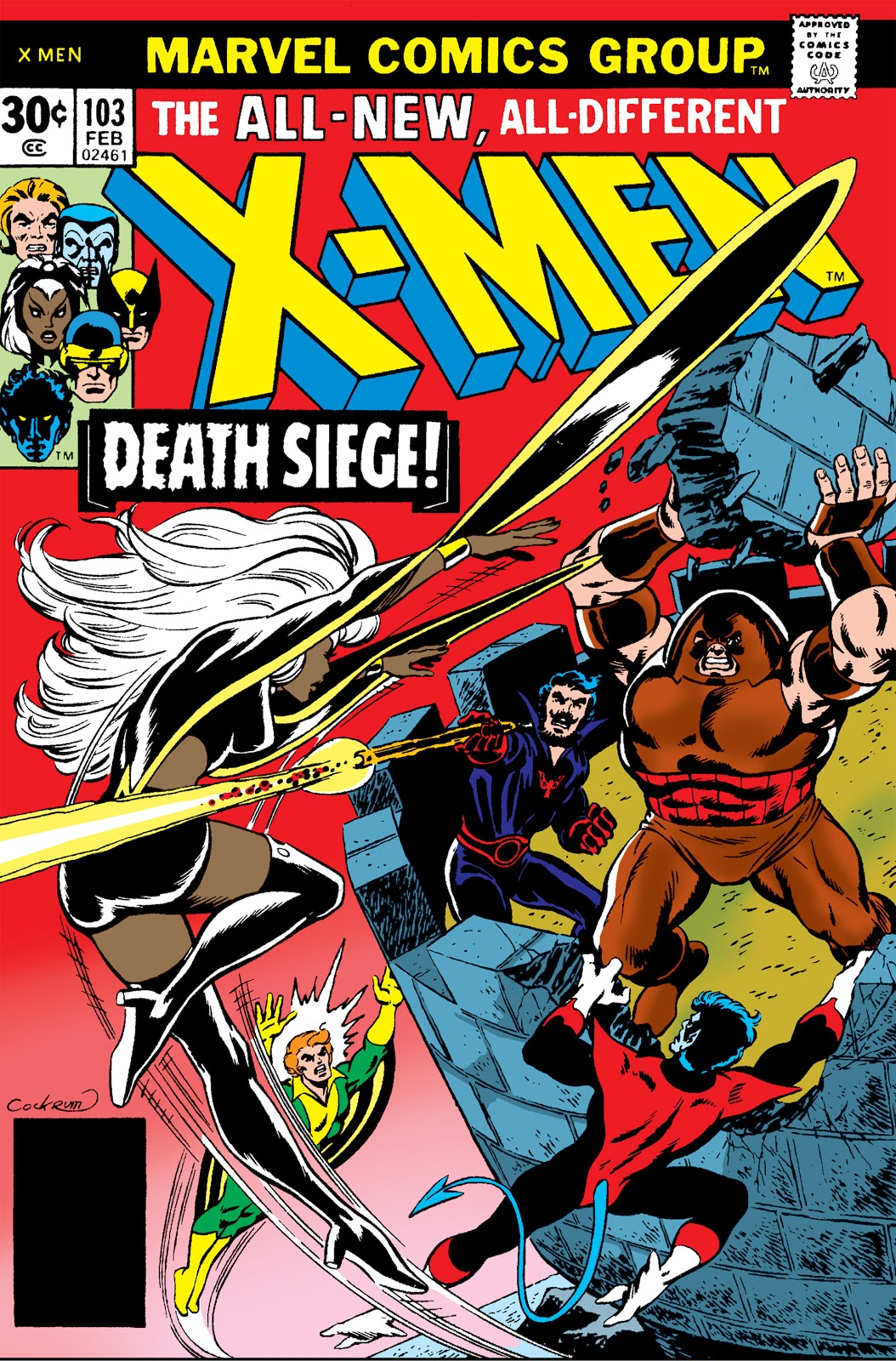 X-Men Vol 1 103