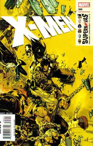 X-Men Vol 2 193