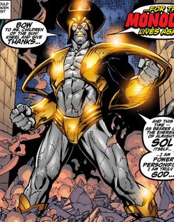Ahmet Abdol (Earth-616) from Uncanny X-Men Vol 1 376