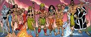 Akua from Thor & Hercules Encyclopaedia Mythologica Vol 1 1 0001