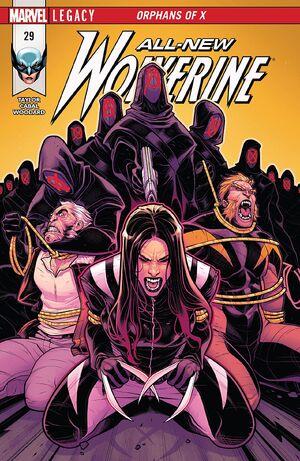 All-New Wolverine Vol 1 29