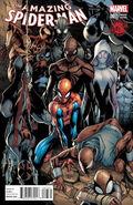 Amazing Spider-Man Vol 3 7 Decomixado Exclusive Variant