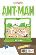 Ant-Man Vol 1 3 Women of Marvel Variant