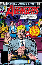 Avengers Vol 1 228