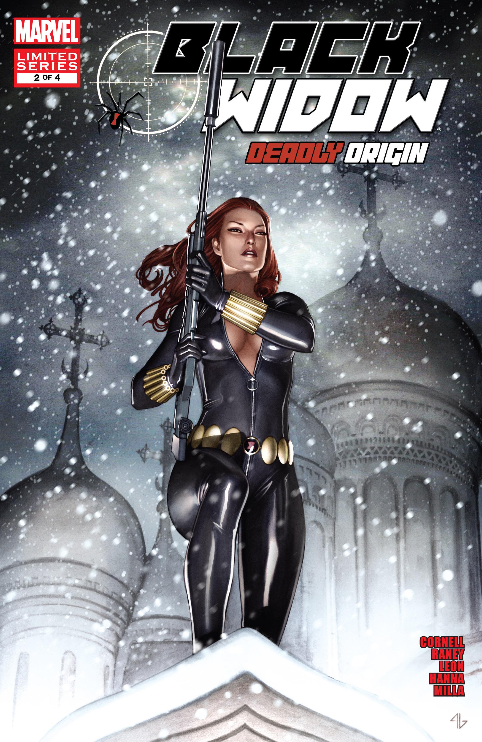 Black Widow Deadly Origin Vol 1 2