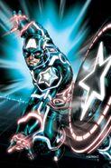 Captain America Vol 1 612 Textless Mark Brooks Tron Variant