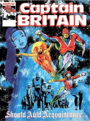 Captain Britain Vol 2 14
