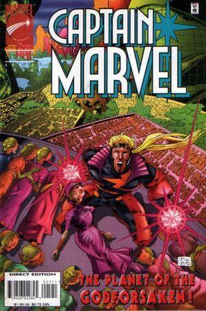 Captain Marvel Vol 3 5