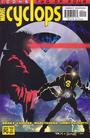Cyclops Vol 1 2