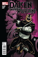Daken Dark Wolverine Vol 1 9.1