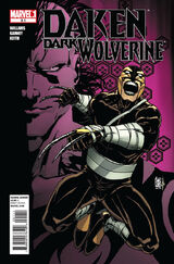 Daken: Dark Wolverine Vol 1 9.1