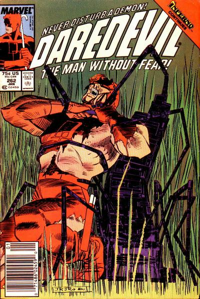 Daredevil Vol 1 262