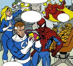 Fantastic Four (Earth-TRN566) from Adventures of Spider-Man Vol 1 10