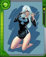 Felicia Hardy (Earth-616) from Marvel War of Heroes 001