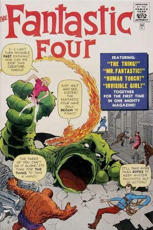 Golden Record Vol 1 Fantastic Four 1