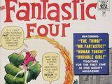 Golden Record Vol 1 Fantastic Four 1
