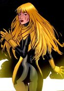 Illyana Rasputina (Earth-616) from New Mutants Vol 3 3 001