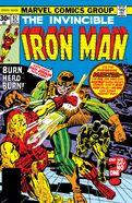 Iron Man Vol 1 92