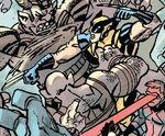 James Howlett (Earth-TRN783) from Deadpool's Art of War Vol 1 4