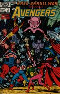 Kree-Skrull War Starring the Avengers Vol 1 2