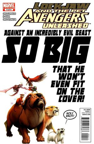 Lockjaw and the Pet Avengers Unleashed Vol 1 4