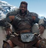 M'Baku (Earth-199999) from Black Panther (film) 001