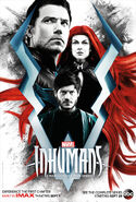 Marvel's Inhumans poster 013